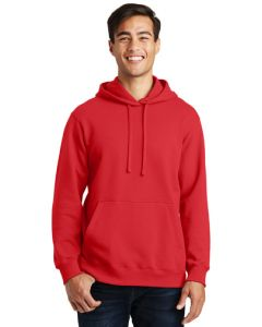 PC850H Port & Company® Fan Favorite™ Fleece Pullover Hooded Sweatshirt